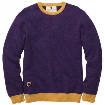 Let-Her Sweater - Purple